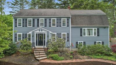 Marshfield Single Family Home For Sale: 194 King Phillips Pathe