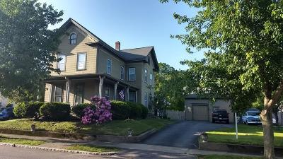 Wakefield Single Family Home For Sale: 10 Charles St