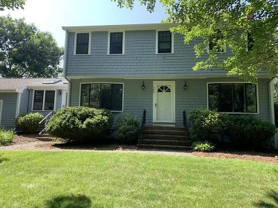 Scituate Single Family Home For Sale: 386 Tilden Rd