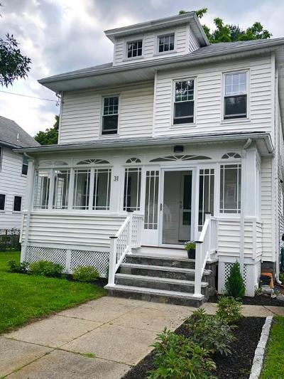 Quincy Single Family Home Price Changed: 31 Greenview St
