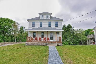 Whitman Single Family Home Price Changed: 615 Franklin