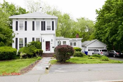Rockland Single Family Home For Sale: 440 Market St