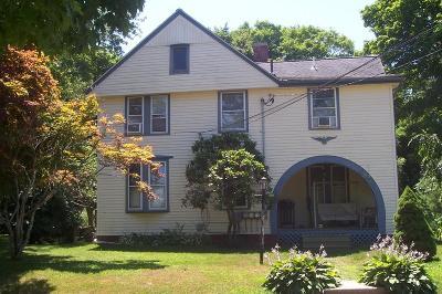 Bridgewater Multi Family Home Under Agreement: 80 Alden Square