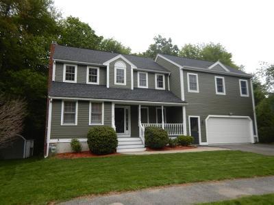 Shrewsbury Single Family Home For Sale: 62 Hillando Dr