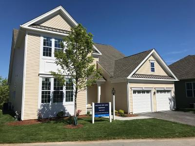 Plymouth Single Family Home For Sale: 7 Snapping Bow #Lot 29