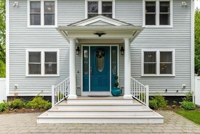 Natick Single Family Home For Sale: 10 Birch Rd
