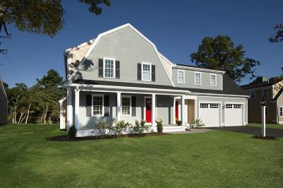 Plymouth Single Family Home For Sale: 31 Crimson Way #Lot 5