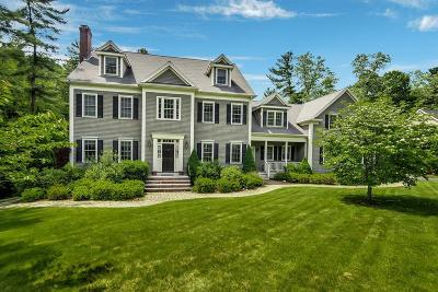 Natick Single Family Home For Sale: 3 Jennison Circle