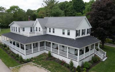 Hanover Single Family Home For Sale: 974 Main St