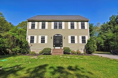 Norton MA Single Family Home For Sale: $474,900