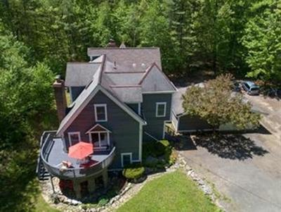 Belchertown Multi Family Home For Sale: 3 A& B Old Amherst Rd.