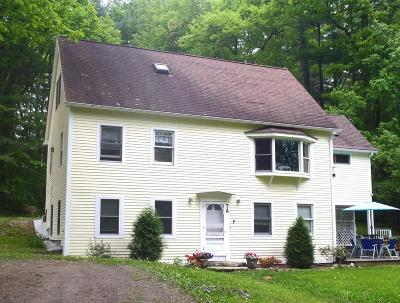 Belchertown Multi Family Home For Sale: 7a & B Old Amherst Rd.