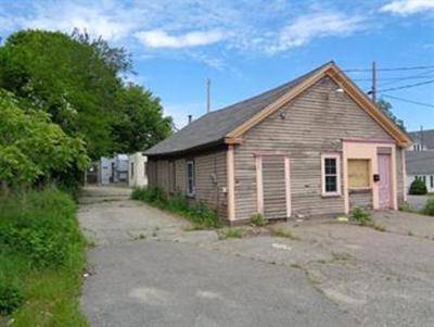 MA-Bristol County Commercial For Sale: 417 Winthrop Street