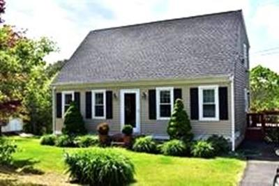 MA-Plymouth County Single Family Home For Sale: 18 Jocelyn Ave
