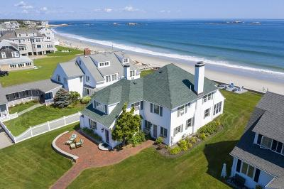 Scituate Single Family Home For Sale: 19 Surfside Rd