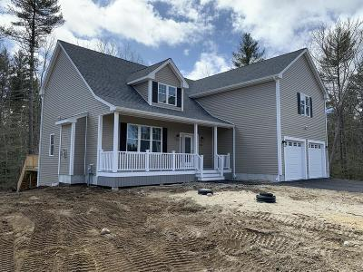 Freetown Single Family Home For Sale: 109 County Road