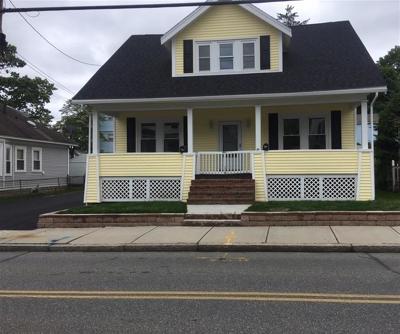 Methuen, Lowell, Haverhill Single Family Home Under Agreement: 30 Elm St