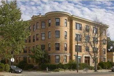 Cambridge Condo/Townhouse For Sale: 1775 Massachusetts Avenue #4