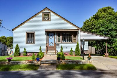 Johnston Single Family Home Under Agreement: 33 N. Williams St