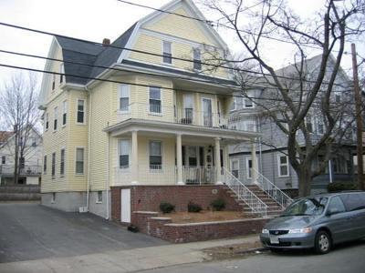 Arlington Rental For Rent: 16 Windsor Street #2