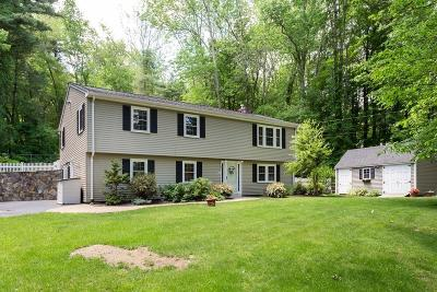 Upton Single Family Home For Sale: 63 Fiske Mill Rd