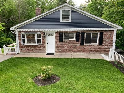 Billerica Single Family Home Price Changed: 215 Nashua Rd