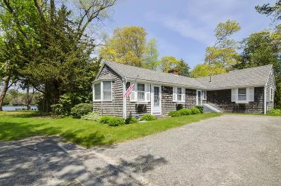 Barnstable Single Family Home For Sale: 90 Holly Ln