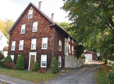 Ware Single Family Home Under Agreement: 17 Pine St