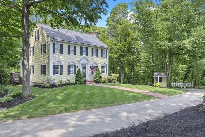 Cohasset MA Single Family Home For Sale: $879,000