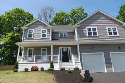 Foxboro Single Family Home For Sale: 28 Railroad Ave #1