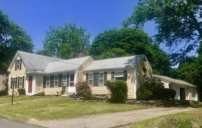 West Bridgewater MA Single Family Home Under Agreement: $299,900