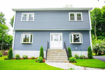 Waltham Single Family Home For Sale: 47 Alderwood Rd