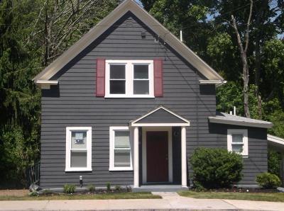 Randolph Single Family Home For Sale: 152 Union St