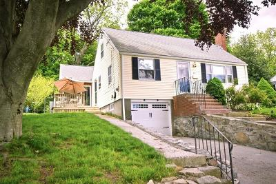 Weymouth Single Family Home For Sale: 62 Great Hill Drive