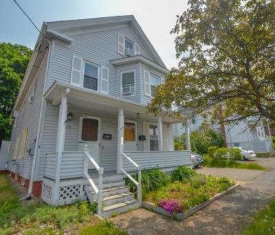 Danvers Condo/Townhouse For Sale: 143 Maple Street #1