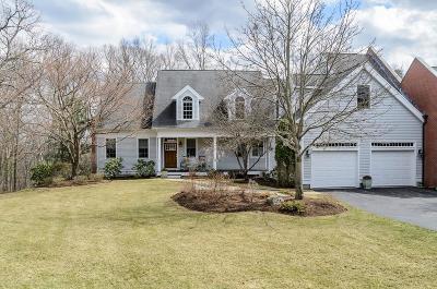 Natick Single Family Home For Sale: 12 Davis Brook Dr #12