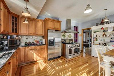 Quincy Single Family Home For Sale: 170 E Squantum St