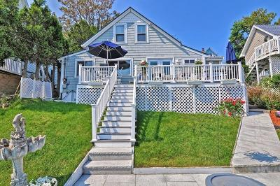 Revere Single Family Home Under Agreement: 211 Endicott Ave