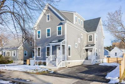 Condo/Townhouse Contingent: 51 Meyer Street #51