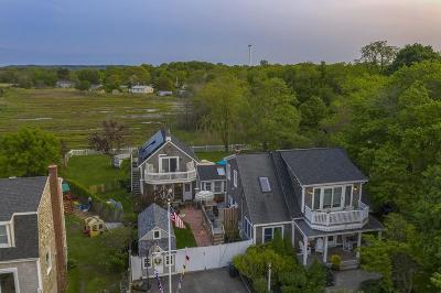 Scituate Single Family Home For Sale: 26 Gilson Rd
