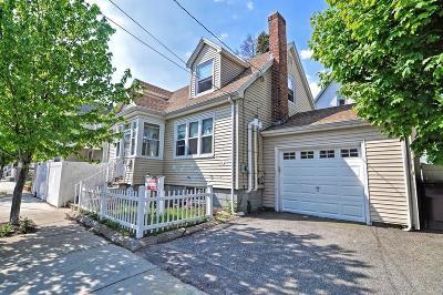 Everett Single Family Home For Sale: 18 Staples Ave