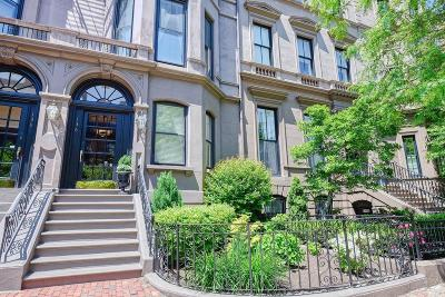 Condo/Townhouse For Sale: 136 Beacon Street #3