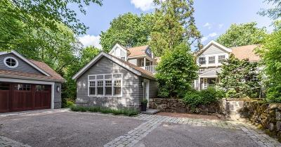 Newton Single Family Home For Sale: 164 Chestnut St