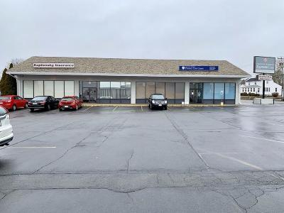 MA-Bristol County Commercial For Sale: 208b Washington Street