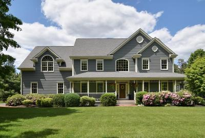 Sherborn Single Family Home For Sale: 1 Cider Hill Lane