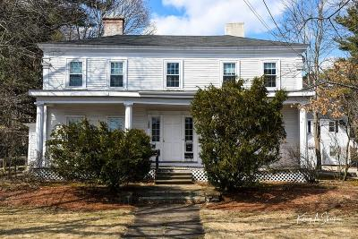 Wilmington Single Family Home For Sale: 168 Middlesex Ave