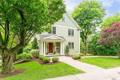 Needham Single Family Home For Sale: 1508 Great Plain Ave