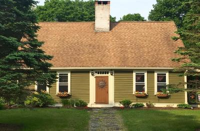 Norton Single Family Home For Sale: 96 E. Hodges