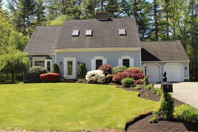 Raynham Single Family Home For Sale: 45 Nottingham Dr