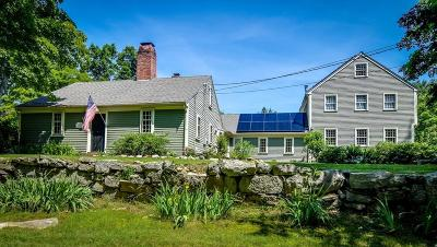 Sudbury Single Family Home For Sale: 95 Peakham Rd